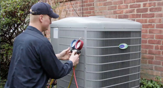 air conditioning repair and installation in Allendale, NJ