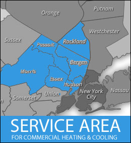 commercial service and installation serving bergen county nj rockland county ny