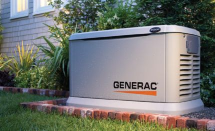 Generac Generators Installed In Township Of Washington, NJ