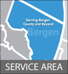 service area map Mahwah NJ GRC