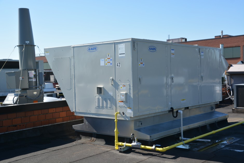 Aaon Equipment Service And Installation Specialists Grc